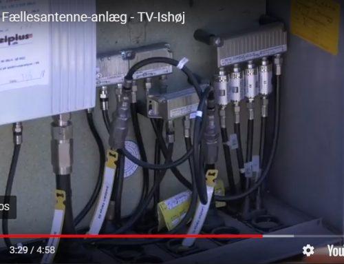 Tilsyn af Fællesantenne-anlæg – TV-Ishøj
