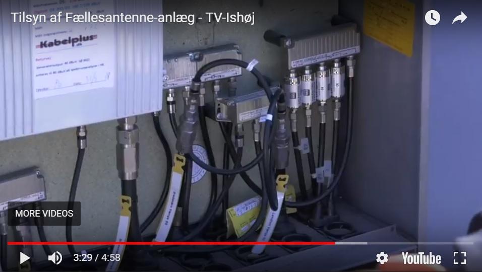 Tilsyn_af_Fællesantenne-anlæg_TV_Ishøj_kabelplus_dk