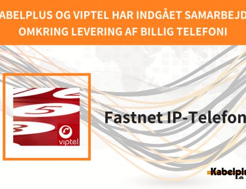 Nyt samarbejde om IP-Telefoni